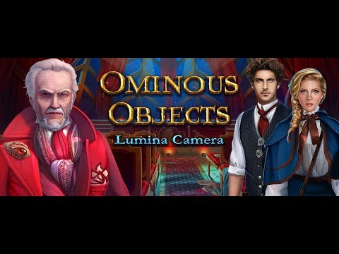 Ominous Objects: Lumina Camera - Game Trailer