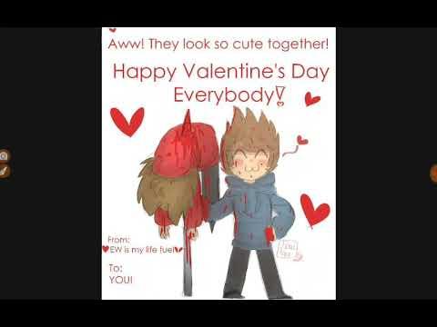 Valentines day comic dub  (Tordtom tomtord) read desc