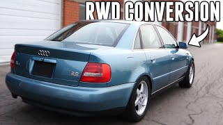 converting-the-audi-drift-car-to-rwd-welding-the-diff