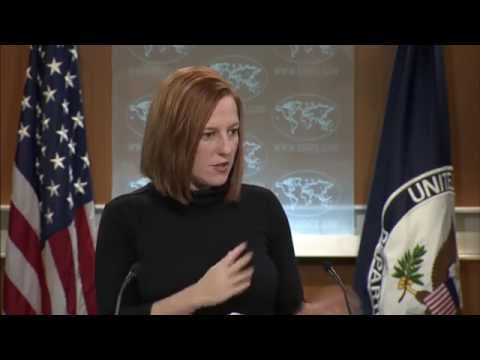Daily Press Briefing:  January 29, 2015