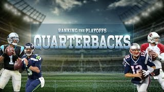 Who's the Best Quarterback in the NFL Playoffs? | Move the Sticks | NFL