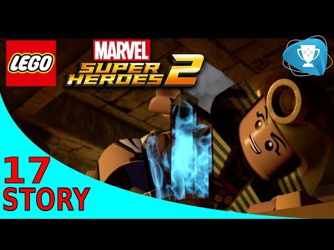 Lego Marvel Super Heroes 2 - I Sphinx We Have a Problem - Story Level 17