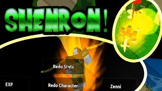 I SUMMONED SHENRON AT THE KAME HOUSE! IT'S LIVE | ROBLOX Dragon Ball Z Final Stand