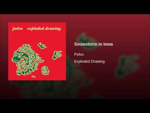 Polvo  Snowstorm In Iowa