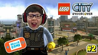 Lego City UnderCover 2017 Cap 2 Gameplay Abrelo Game