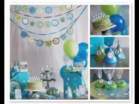 easy diy ideas for birthday party decorations youtube