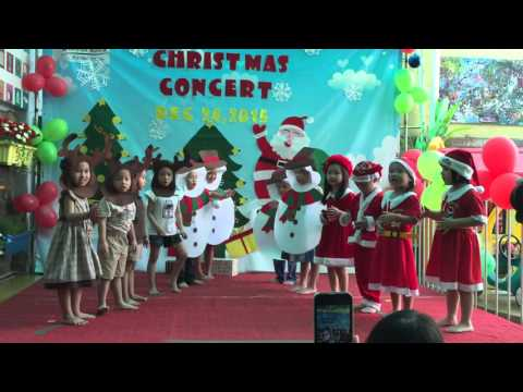Hello reindeer goodbye snowman Pre kinder 1 Global Kids Kindergarten