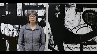 007 - Pamela Caughey - Tools - COLD WAX and OIL Painting - Part 1 ❤️