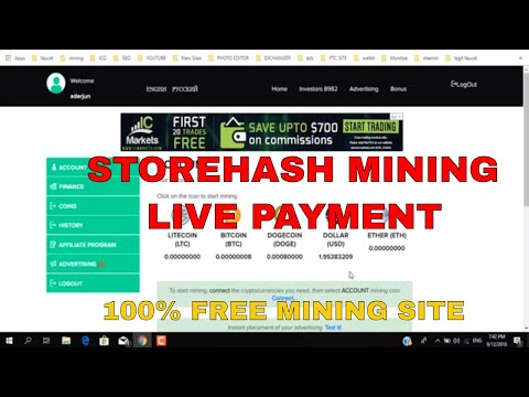 Repeat Storehash Unlimited Refferal trick | earn 100$ daily | free