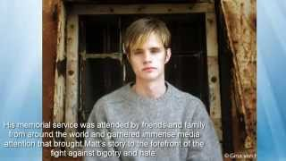 Matthew Shepard [1976-1998] | Tribute