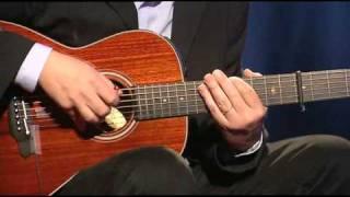 Gros plan sur Michel Haumont / Maxime Le Forestier - Les jours meilleurs (Plutôt Guitare)