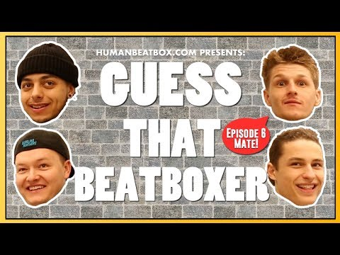 Game: Guess That Beatboxer // Gale & Graycloud vs. Chezame & FootboxG
