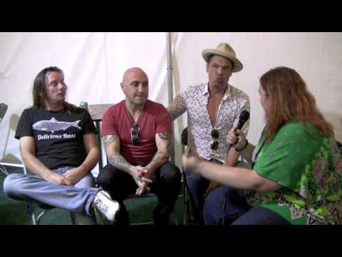 Interview with Big Wreck