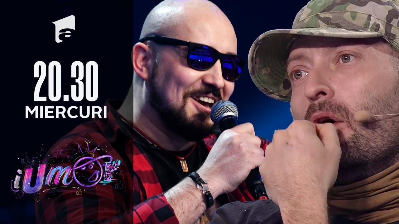 Bogdan Dărădan a făcut karaoke cu umor, dar reactia juratilor a spus totul | iUmor 2021