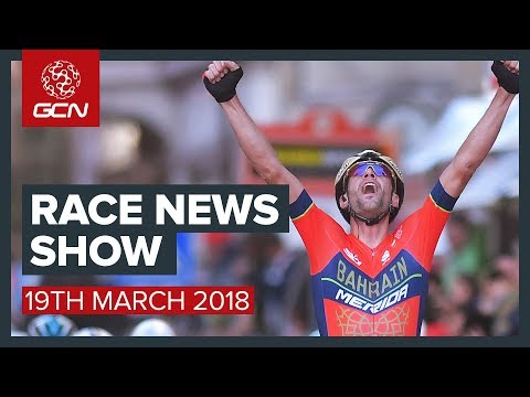 The Cycling Race  : Milan Sanremo, Trofeo Alfredo Binda And Tirreno Adriatico