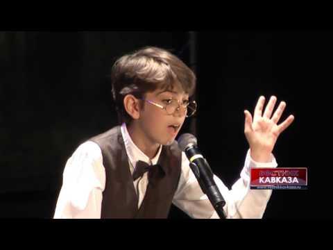 Финал Второго международного конкурса юных чтецов «Живая классика»
