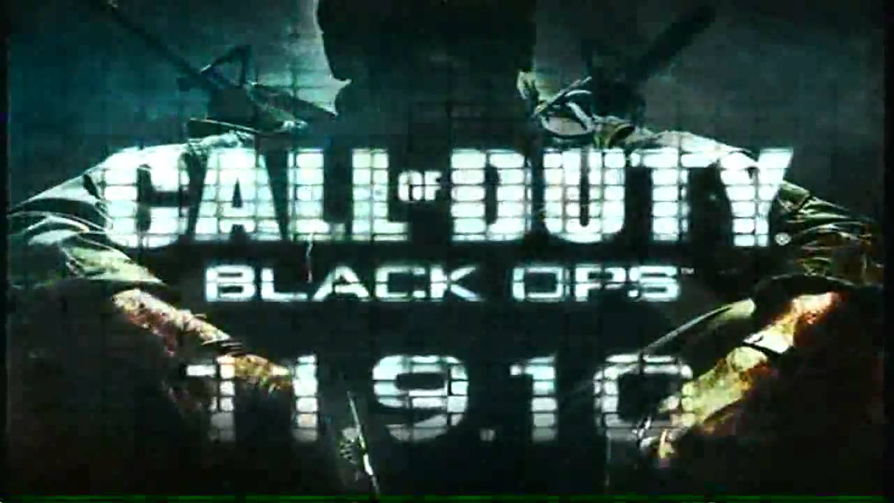 New call of duty commercial - Call Of Duty Black Ops Gameplay New Espn Commercial Treyarch