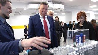 """Открытие """"Кванториума"""""""