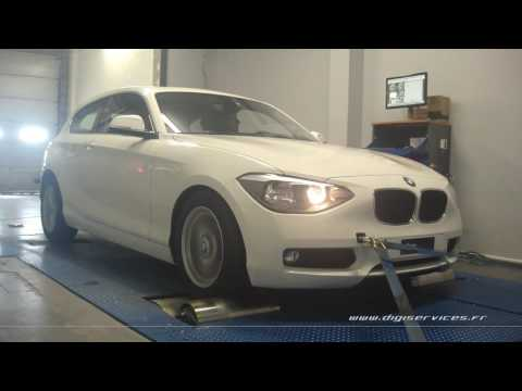 bmw f20 114d 95cv reprogrammation moteur 147cv digise doovi. Black Bedroom Furniture Sets. Home Design Ideas