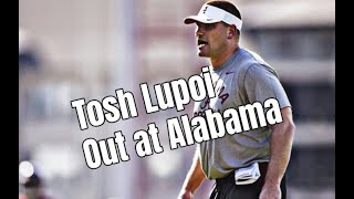 Tosh Lupoi leaves Alabama to take position with Cleveland Browns