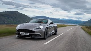 Aston Martin Cranks Up The Vanquish & Rapide S for 2015