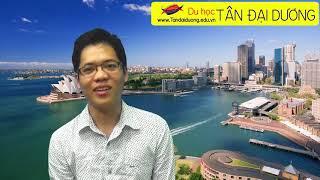 Chia sẻ ước mơ du học Úc của học sinh Quang Thịnh