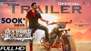 Bengaluru Underworld Official trailer Full HD Adityaa,Payal Radhakrishna P N Satyaa JAS