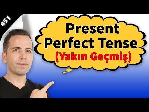 Present Perfect Tense Konu Anlatımı #51