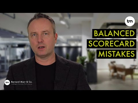 The Top 10 Balanced Scorecard Mistakes You Must Avoid