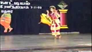 Bharatanatyam Smt.Suganthi Ravendranath M.A.D.F.A Germany  Indian dance Meenakshi  Amman Part 1.flv