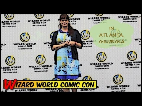 Fashionably Nerdy at Atlanta Comic Con 2014