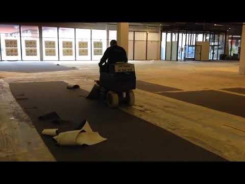Video - Aftagning af Tæpper