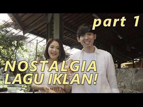 NOSTALGIA LAGU IKLAN LEGENDARIS | PART 1 - Feat. Yessiel Trivena, Saung Angklung Udjo