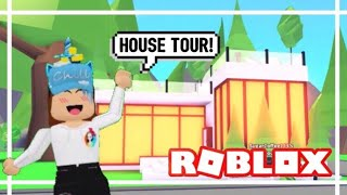 I Decorated the NEW Modern Mansion with My Building Hacks (Roblox Adopt me) | Its SugarCoffee