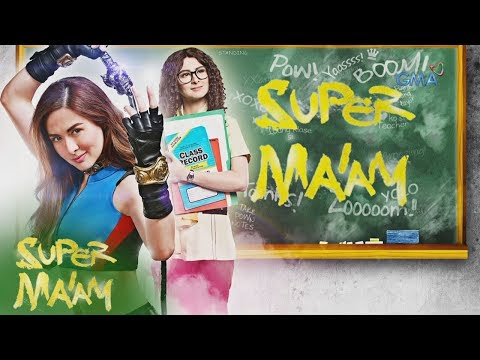 Download Youtube: Super Ma'am: Teacher by day, Tamawo slayer by night