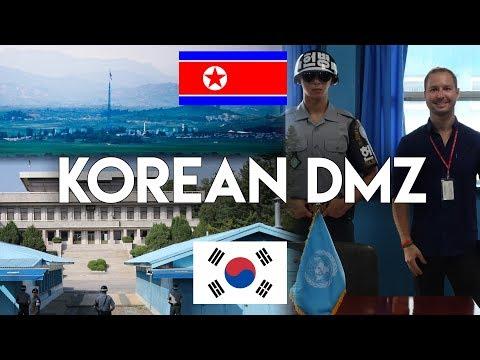 Panmunjom + JSA | Korean DMZ Tour | On The Border Between North Korea & South Korea