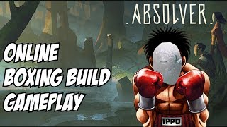 Absolver PvP duels gameplay – Boxing build