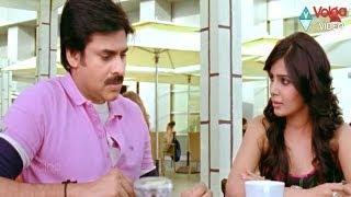 Attarintiki Daredi Scenes || Samantha Love Propose to Gowtam - Pawan Kalyan