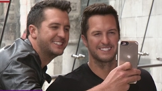 Luke Bryan immortalized in wax by Madame Tussauds thumbnail