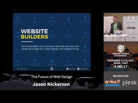 The Future of Web Design - Jason Nickerson