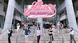 [KPOP in Public] Girls' Generation (소녀시대) - 12th Anniver…