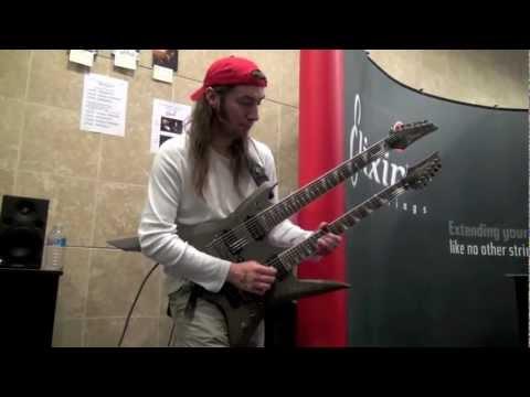 """Kermheat plays """"seven laws of woo"""" Praxis - Buckethead"""
