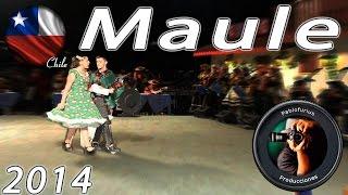 Campeonato Nacional de Cueca 2014 VII Región Maule - Curicó