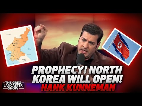 PROPHECY! N  KOREA WILL OPEN! Once Kim Jung Un is DISPLACED!