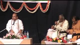 Telugu Ashtavadhanam - Dr. Garikipati Narasimha Rao