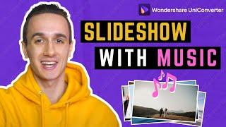 How to Create A Slideshow with Music (free slideshow maker) screenshot 4