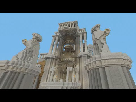 Greek Architecture Minecraft minecraft: exploring the greek mythology mash-up pack (xbox360