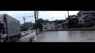 広島 局地集中豪雨