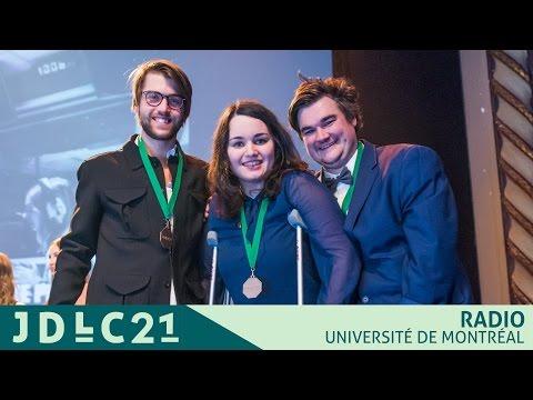 JDLC 2017 | Radio - Université de Montréal