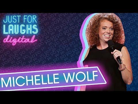 Michelle Wolf -